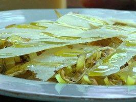 Insalata de Carciofi: Raw Artichoke Salad : Recipes : Cooking Channel