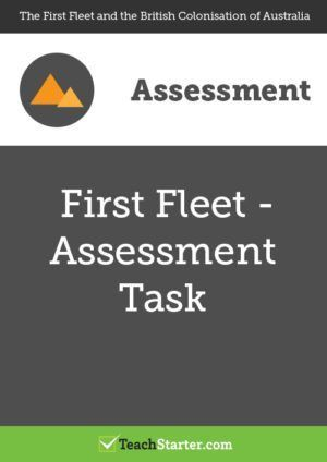 First Fleet Assessment Task