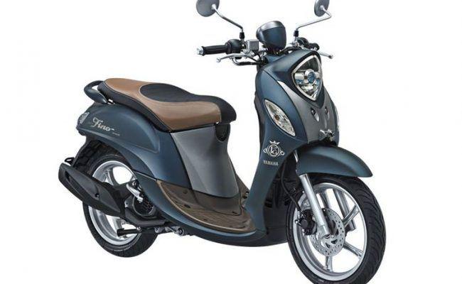 Yamaha Fino Terbaru