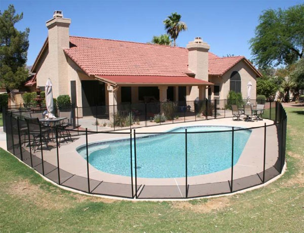 Image Detail For Pool Guard Swimming Pool Safety Fence