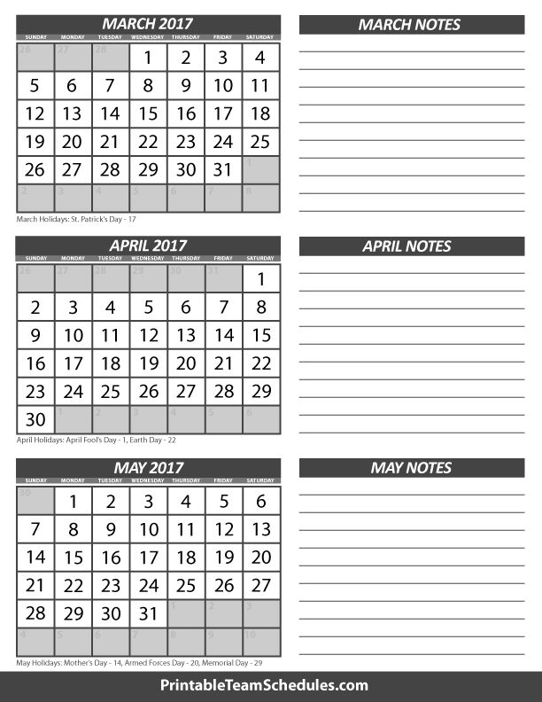 25 best Blank Calendar Templates images on Pinterest 3 months - classroom calendar template
