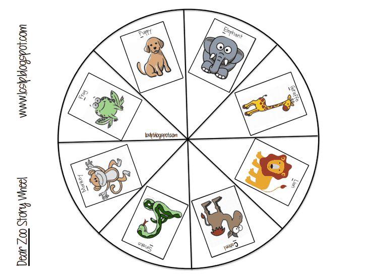 Dear Zoo Story Wheel.pdf - Google Диск