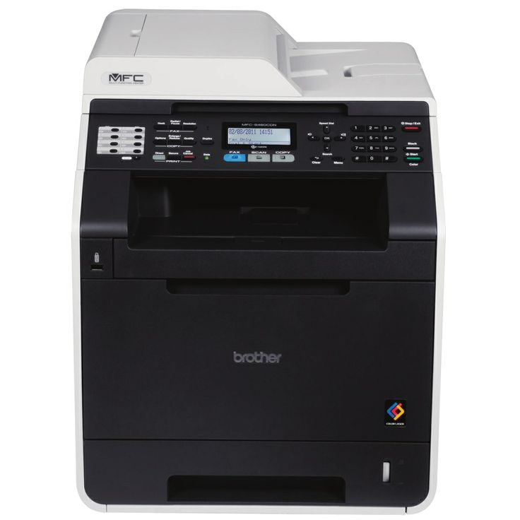 Colour Laser Multi-Function Office Printer. with Fax.