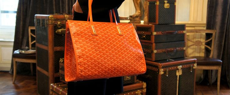 Maison Goyard, Paris France - Trunkmaker