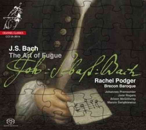 Rachel Podger - Bach: The Art Of Fugue