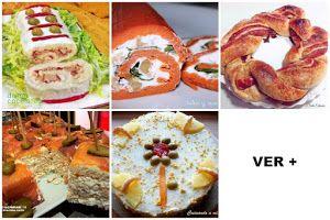 En esta fantástica recopilación de EL SABER CULINARIO no faltan los famosos pasteles salados de pan de molde. ¡Descúbrelos todos!