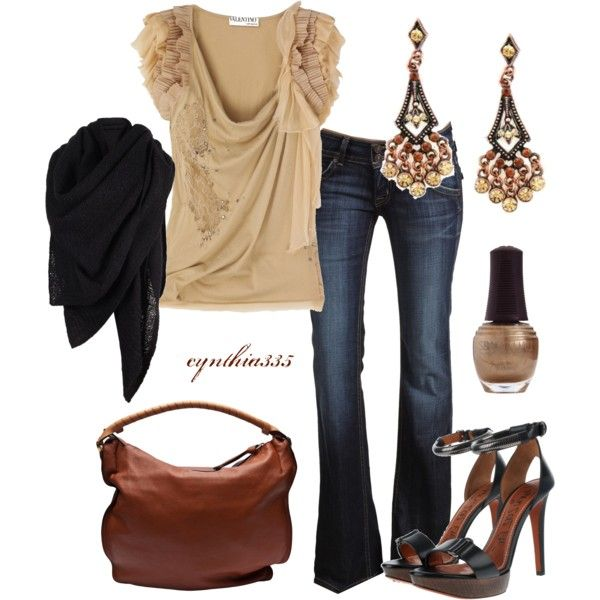 Ladies Night, created by cynthia335 on Polyvore