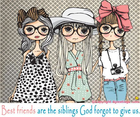 Dgreetings - Best Friends Day Card