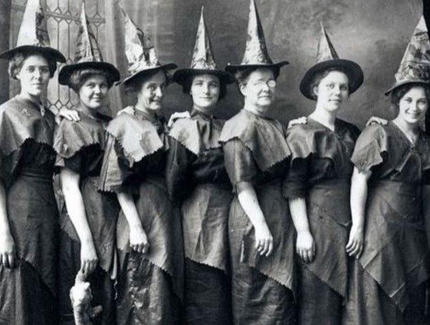 #HeyUnik  Foto-foto Penyihir di Dunia Nyata Ini Bikin Merinding #Misteri #Sosial #Unik #YangUnikEmangAsyik