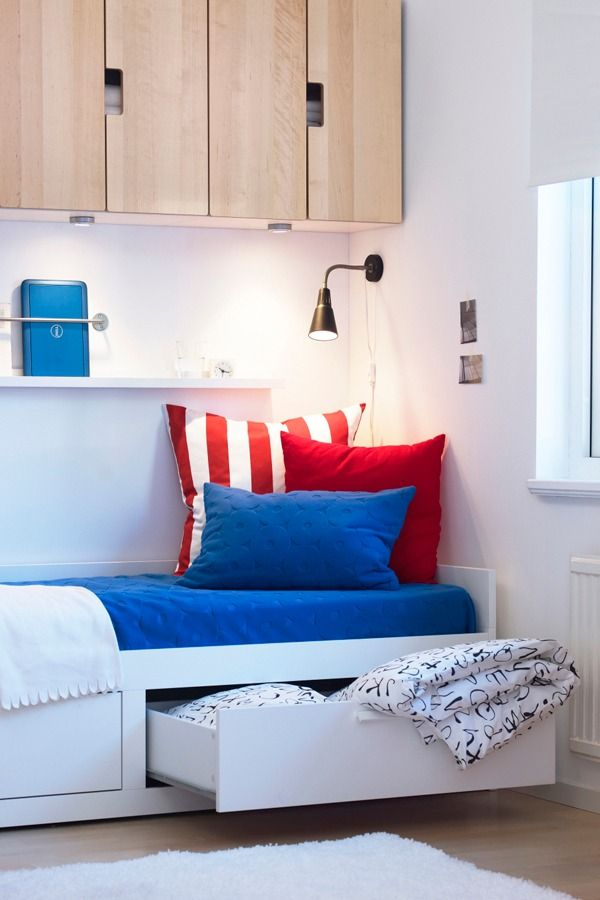 Keeping The Kids Organized As They Head Back To School Is No Easy Task. A  Bedroom That Promotes A Good Nightu0027s Rest And Has Plenty Of Room For  Storage Can ... Part 95