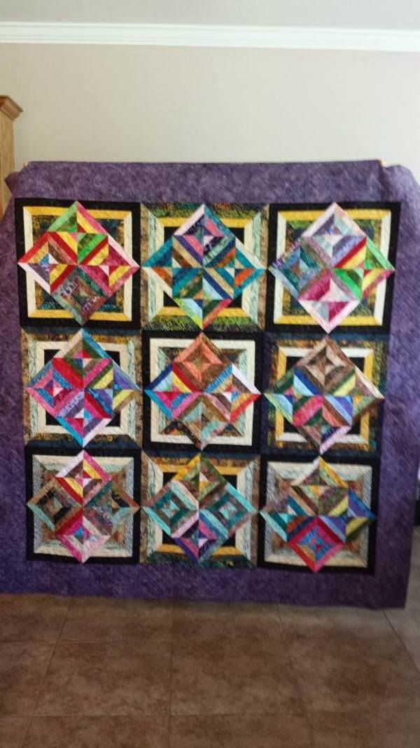 384 Best String Quilts Images On Pinterest