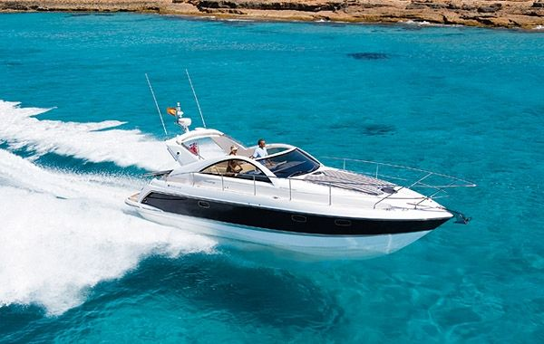 Targa 38. 2+1 Cabins, 4+2 Berths. Available for charter in Croatia and Greece