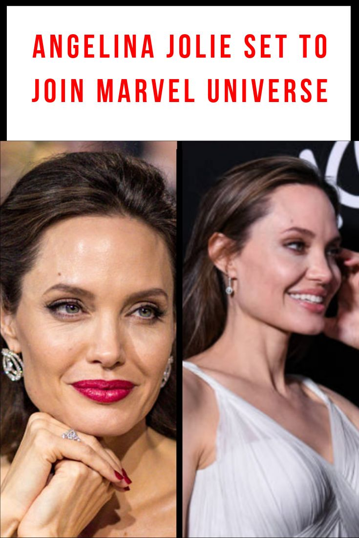 Angelina Jolie Set to Join Marvel Universe