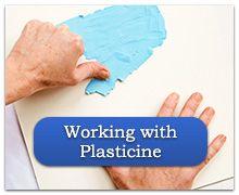 Working With Plasticine