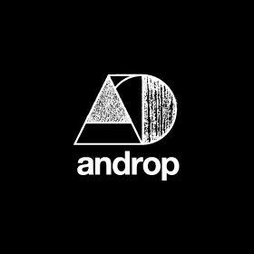 androp(アンドロップ)のロゴ:ロゴで雰囲気をつくりだす | ロゴストック