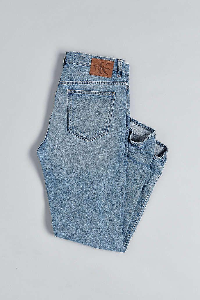 Calvin Klein X UO Stonewash Vintage Relaxed Jean - Urban Outfitters
