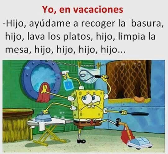 ★★★★★ Memes chistosos de amor: Yo en vacaciones I➨…