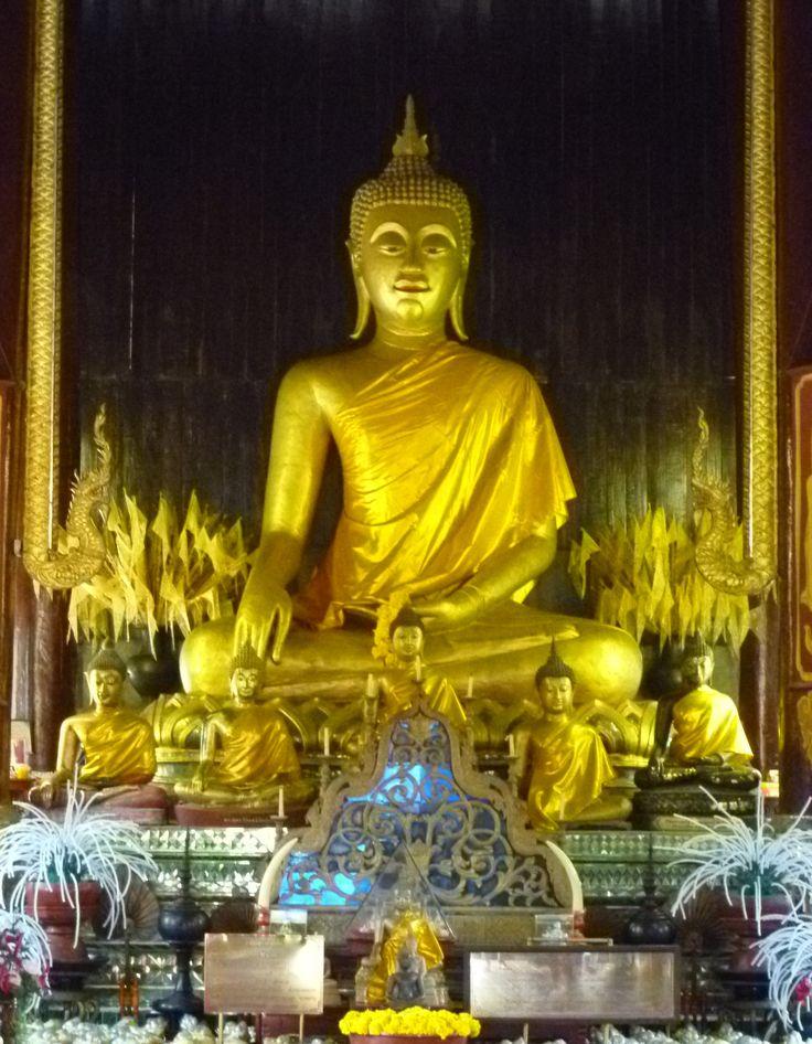 Buddhist Temples, Chiang Mai, Thailand