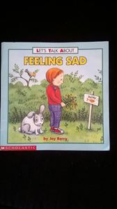 """Picture of 'Lets Talk About Feeling Sad"""""""
