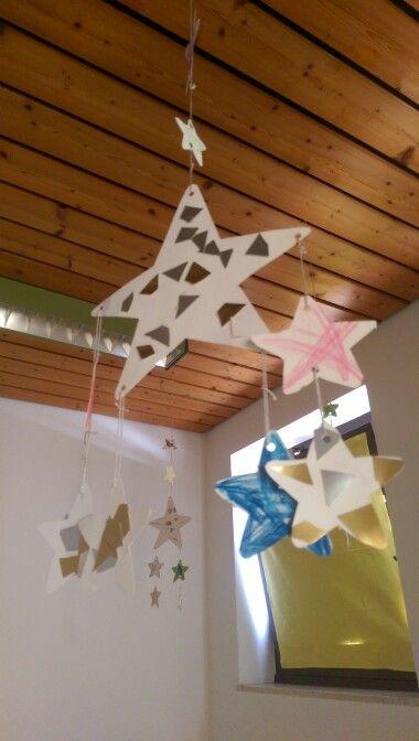 Sterne Fur Weihnachten Oder Den Schlafraum