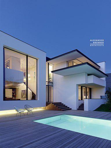 Vista House #Pool #house #architecture