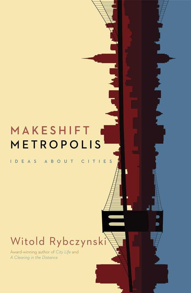 In this new work, prizewinning author, professor, and Slate architecture critic Witold Rybczynski returns to the territory he knows best: writing about the way people live, just as he did in the acclaimed bestsellers Home and A Clearing in the Distance. In Makeshift Metropolis, Rybczynski has drawn upon a lifetime of observing cities to craft a concise and insightful book that is at once an intellectual history and a masterful critique.