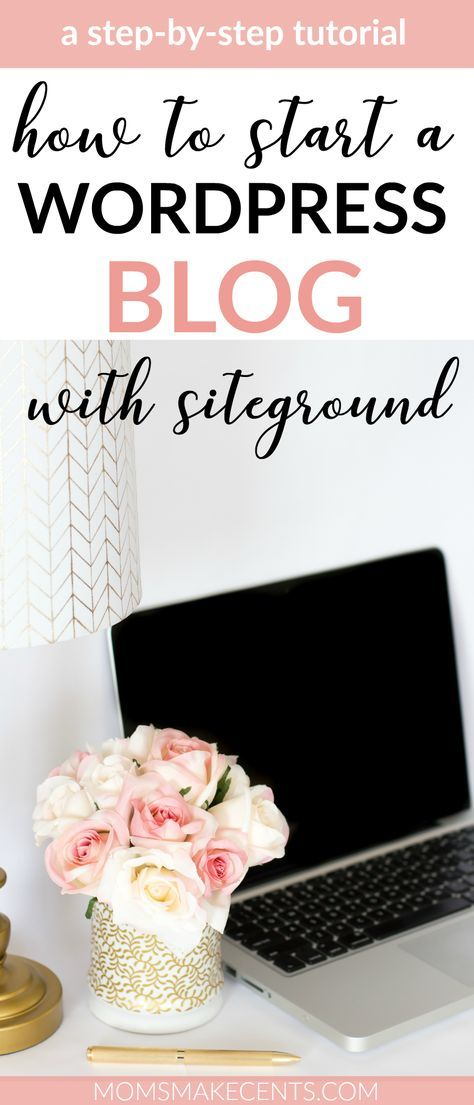 This tutorial was so helpful! It walks you step-by-step through how to start a blog + get the inside scoop on what web host is best. If you are thinking about starting a self-hosted blog on WordPress with Bluehost, SiteGround or HostGator you need to check this out!