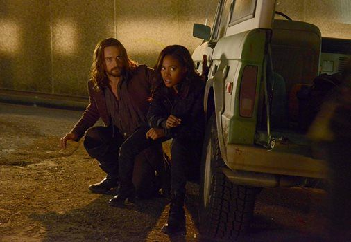 There's no hiding from evil in Sleepy Hollow!