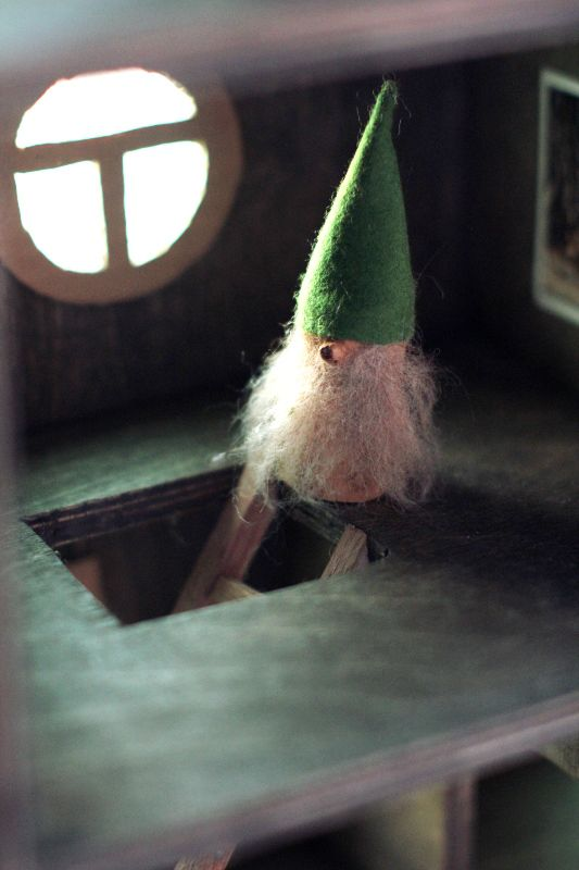 #wooden_gnome #gnome #waldorf #doll_house #wooden_toy