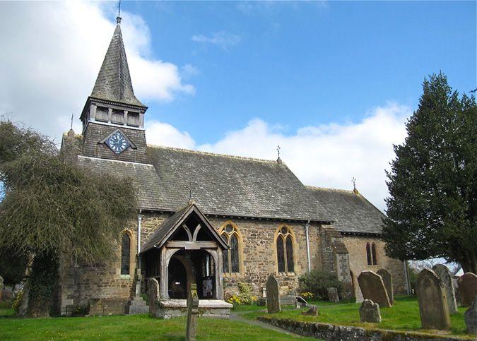 Shropshire Churches Tourism Group | Bucknell