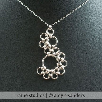 chain maille jewelry - Google Search