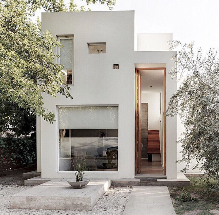 Geometrie Design Haus Inspiration Modern Design
