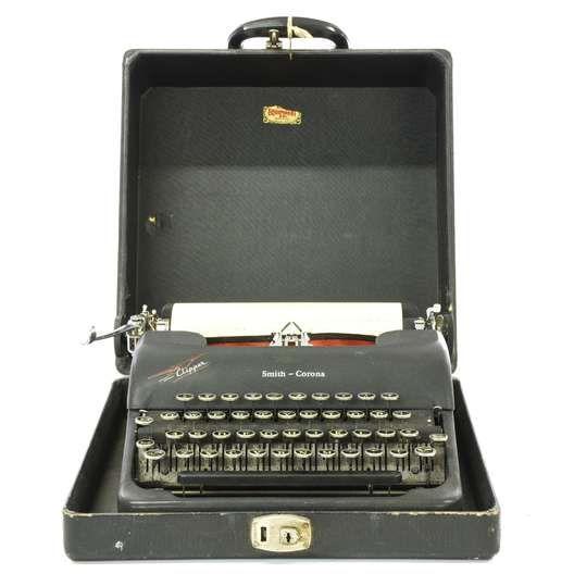 Smith Corona typewriter $125 at Loveseat.cm
