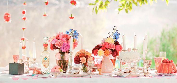 El significado de las flores en tu boda