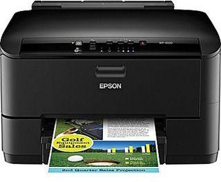 EpsonR WorkForceR Pro WP 4020 Inkjet Printer