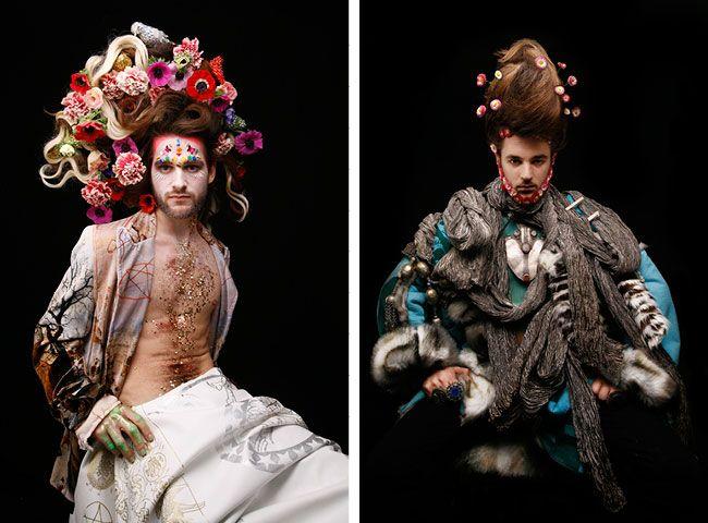 Elk jaar maakt Louise te Poele (oud-student van Fine Art) portretten van de afstudeerders van Fashion Design. Sinds 2007 maakt te Poele deze...