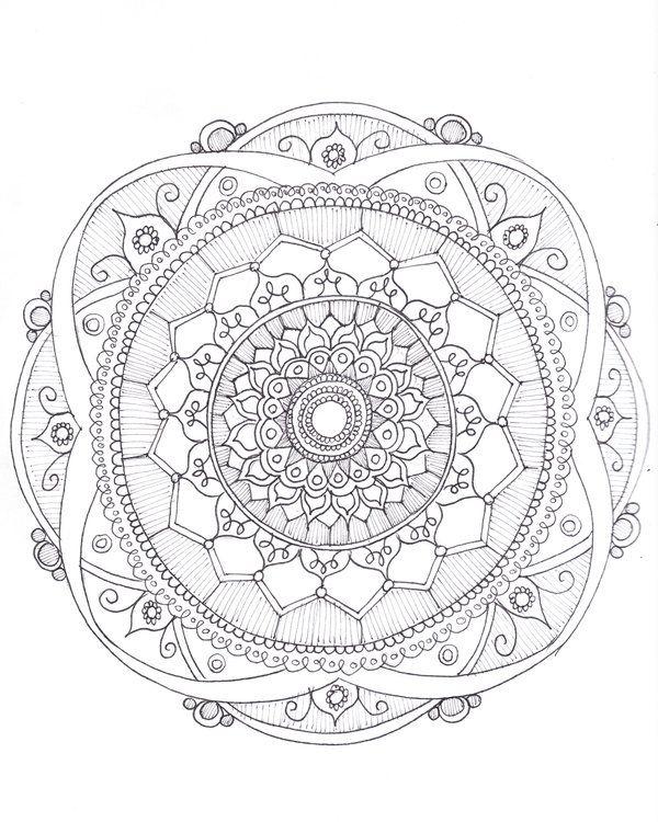 Image detail for -Mandala design by =firestripe on deviantART