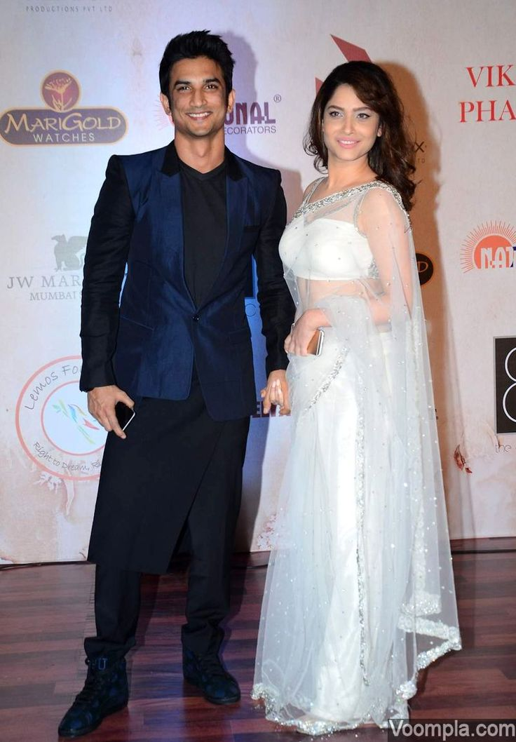 Sushant Singh Rajput and Ankita Lokhande. CLick Here >> Voompla.com