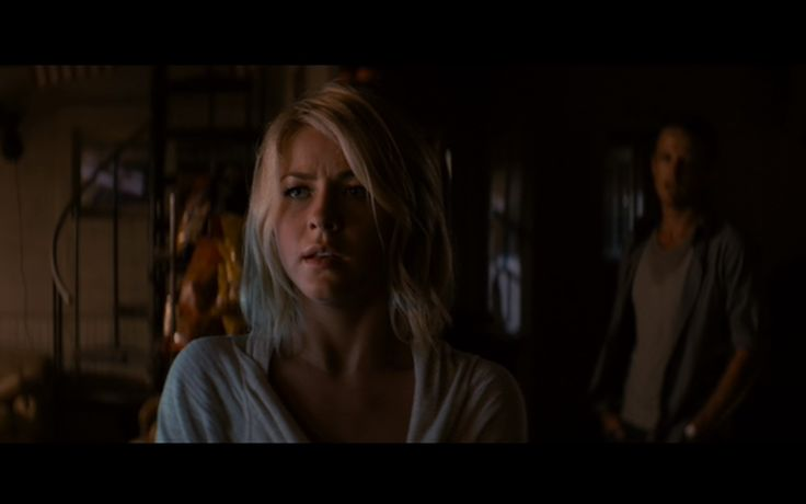 """Julianne Hough - Katie being attacked by her abusive husband in """"Safe Haven"""""""