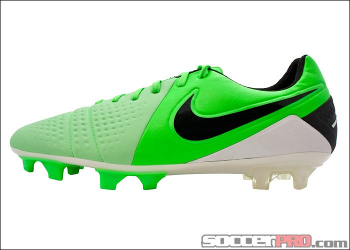 Nike CTR360 Maestri III FG Soccer Cleats - Fresh Mint with Neo Lime.