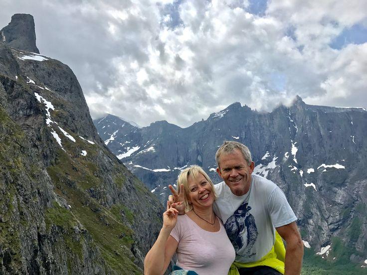 Dra til Romsdalen - her finner du dette flotte fjellet  Her er ?Norges fineste utsikt p? 20 minutter?