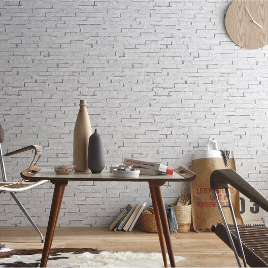 papier_peint_intisse_craie_briquettes_blanc