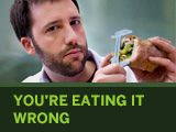 You're Eating it Wrong with Dan Pashman : Shows : Cooking Channel