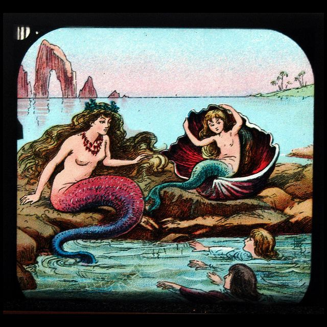 dating magic lantern slides