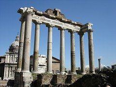 Roma, Foro, Italia, La Construcción De
