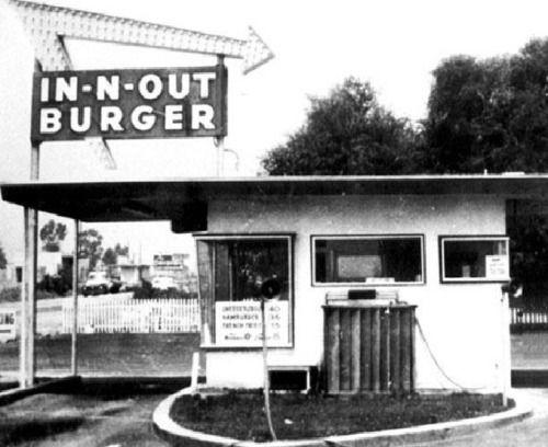 In N Out Burger Redondo Beach Ca