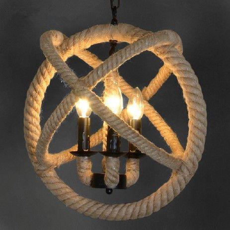 ber ideen zu seil lampe auf pinterest seile lampen und nautische lampen. Black Bedroom Furniture Sets. Home Design Ideas