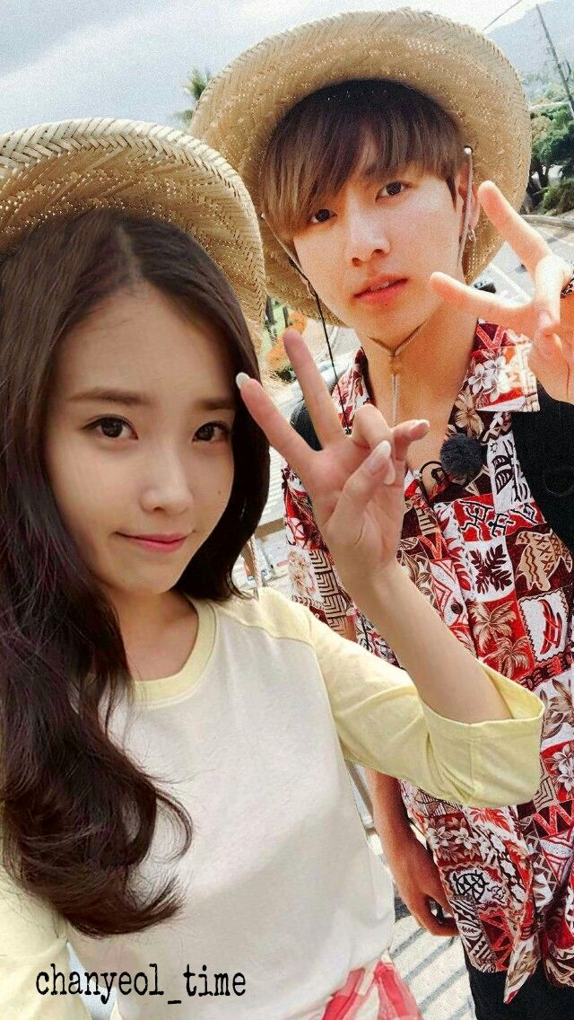 iu dating chanyeol how to deal with your ex husband dating