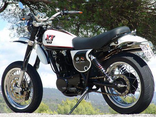 XT 500 MOTARD