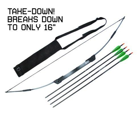 Survival Take Down Bow & Arrow: 6 Reasons You Should Consider Getting One –